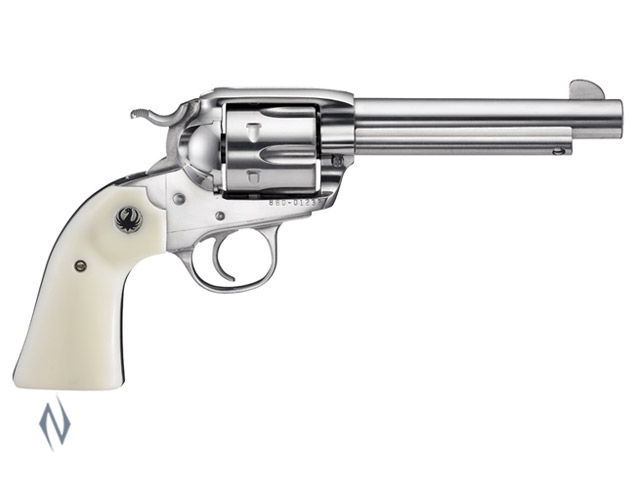 RUGER VAQUERO BISLEY 45LC STAINLESS 140MM Image