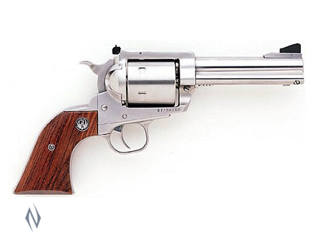 RUGER SUPER BLACKHAWK 44M STAINLESS 117MM Image