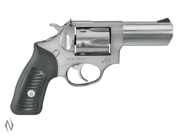 RUGER SP101 357 STAINLESS 5 SHOT 77MM BBL Image