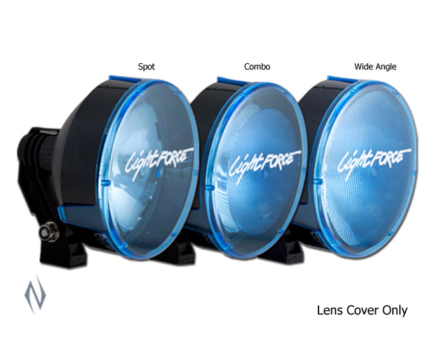 LIGHTFORCE CRYSTAL BLUE LENS 170 COMBO Image
