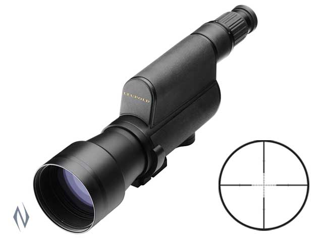 LEUPOLD MARK 4 20-60X80 BLACK SPOT SCOPE TMR RET Image