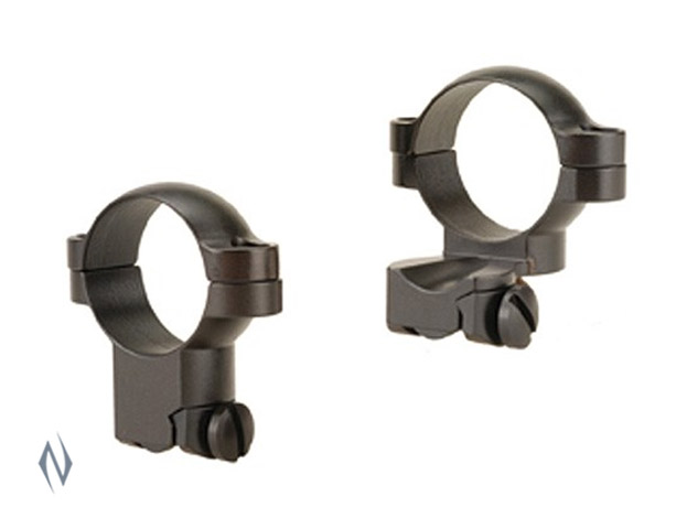 LEUPOLD EXT RINGMOUNT RUGER M77 30MM SUPER HIGH MATTE Image