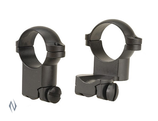 "LEUPOLD EXT RINGMOUNT RUGER No1 & 77/22 1"" SUPER HIGH MATTE Image"