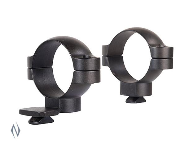 LEUPOLD DUAL DOVETAIL 30MM EXTENSION RINGS HIGH MATTE Image