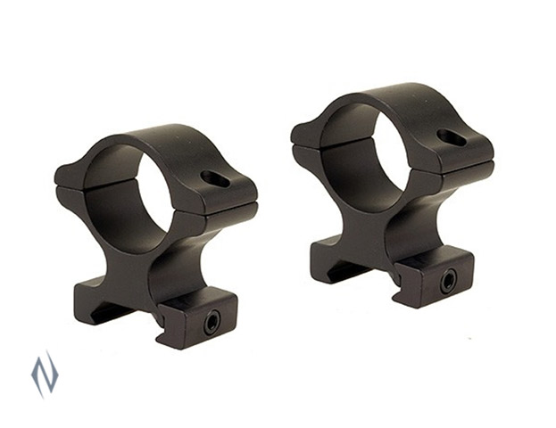 "LEUPOLD RIFLEMAN RINGS 1"" DETACHABLE HIGH MATTE Image"
