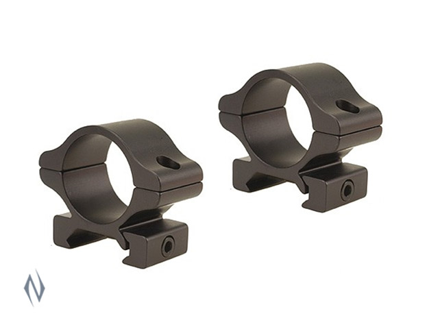 "LEUPOLD RIFLEMAN RINGS 1"" DETACHABLE LOW MATTE Image"
