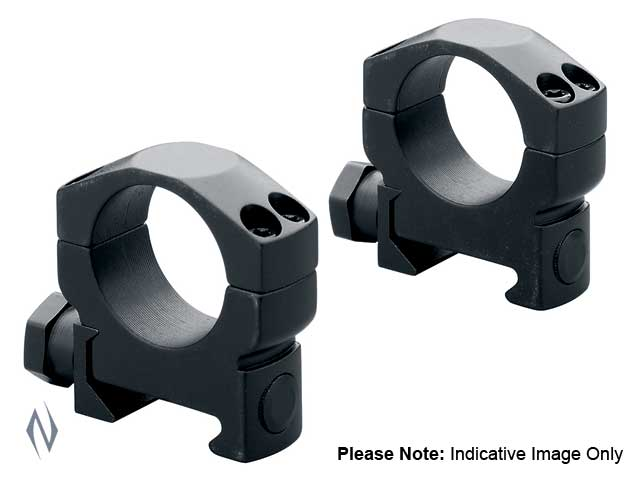 LEUPOLD MARK 4 30MM RINGS HIGH MATTE (ALUMINIUM) Image