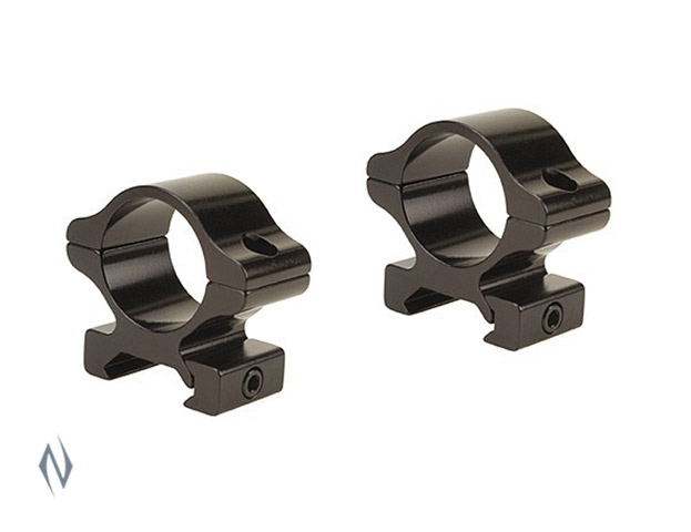 "LEUPOLD RIFLEMAN RINGS 1"" DETACHABLE MEDIUM GLOSS Image"