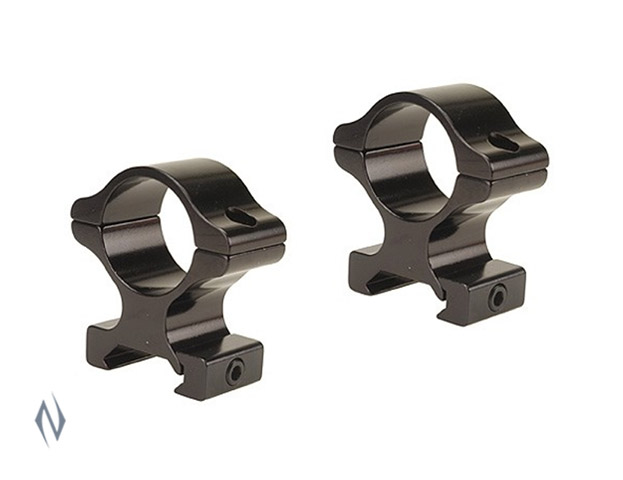 "LEUPOLD RIFLEMAN RINGS 1"" DETACHABLE HIGH GLOSS Image"