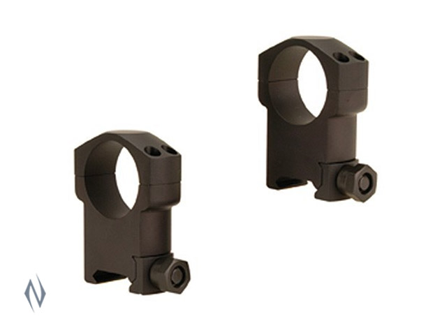 LEUPOLD MARK 4 30MM RINGS SUPER HIGH MATTE (ALUMINIUM) Image