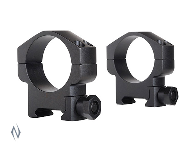 LEUPOLD MARK 4 34MM RINGS HIGH MATTE Image