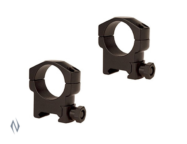 LEUPOLD MARK 4 30MM RINGS 1913 HIGH MATTE Image
