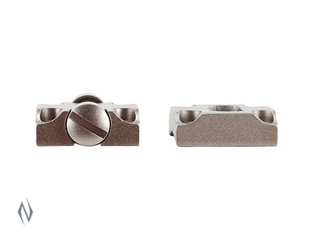 LEUPOLD 2 PIECE BASES STD X-BOLT SILVER Image