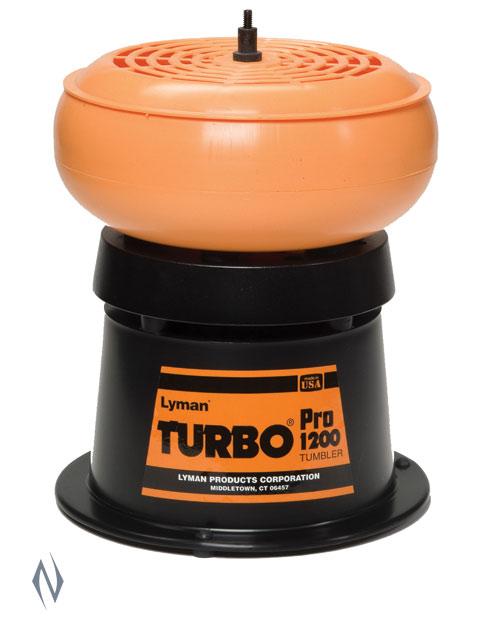 LYMAN 1200 PRO TURBO TUMBLER Image