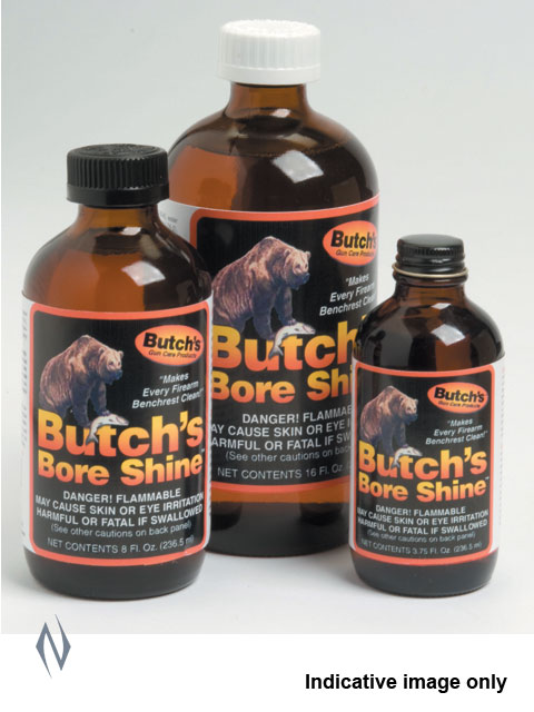 BUTCH'S BORE SHINE 4OZ Image