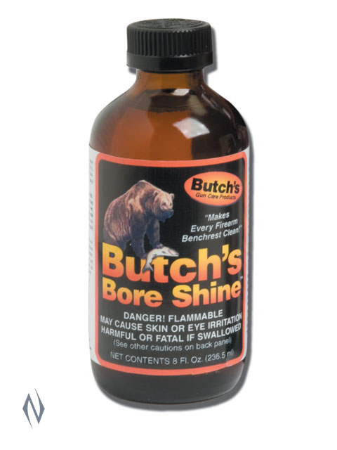 BUTCH'S BORE SHINE 8OZ Image