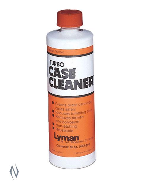 LYMAN TURBO CASE CLEANER 16 OZ Image