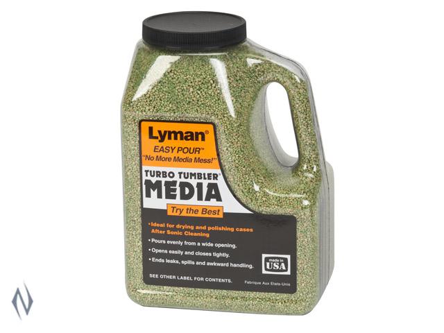 LYMAN CORN COB PLUS MEDIA 2 LB Image