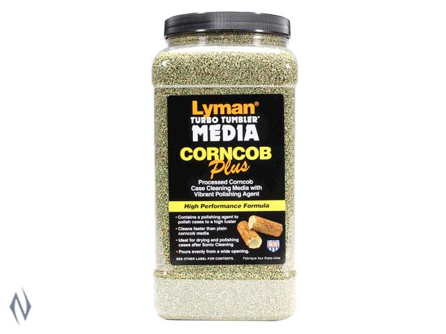 LYMAN CORN COB PLUS MEDIA 4.5 LB Image