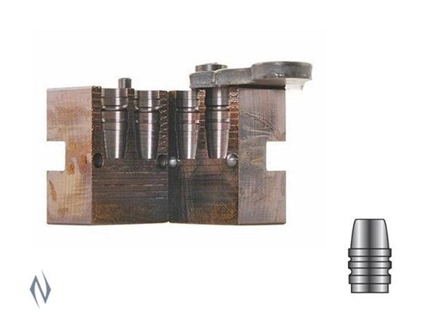 LYMAN PISTOL MOULD DOUBLE CAVITY 44 CAL 255 GR Image
