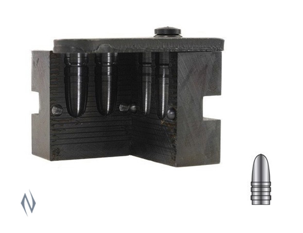 LYMAN RIFLE MOULD DOUBLE CAVITY 35 CAL 204 GR Image