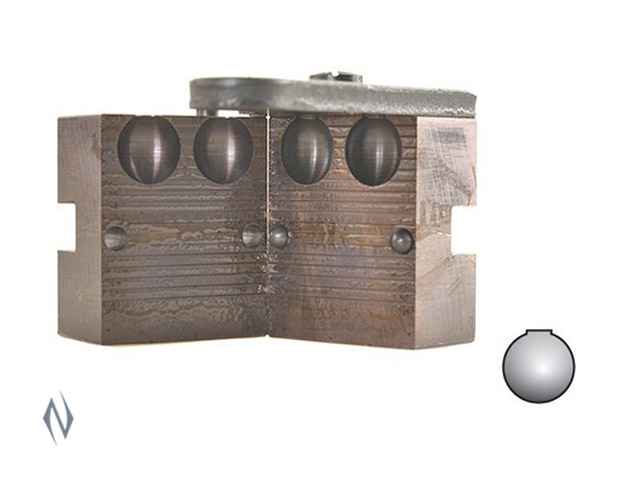 LYMAN MOULD DOUBLE CAVITY ROUND BALL 44 CAL Image