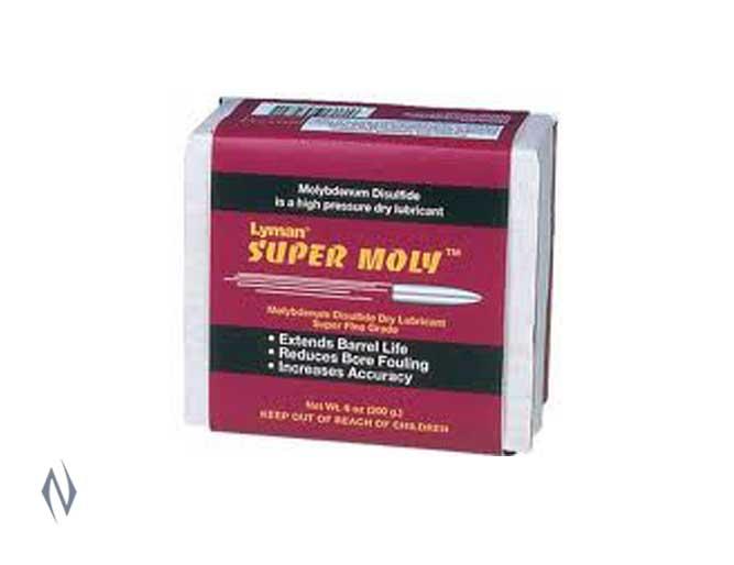 LYMAN SUPER MOLY SUPERFINE POWDER 170GM Image