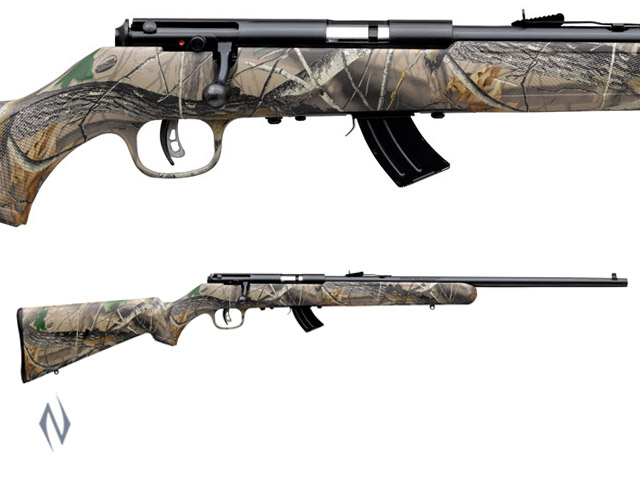 SAVAGE MKII 22LR BLUED CAMO 10 SHOT Image