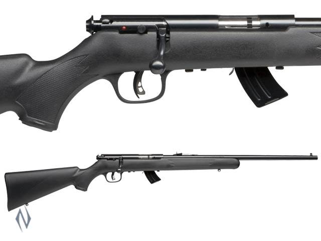 SAVAGE MKII 22LR F BLUED SYNTHETIC 10 SHOT Image