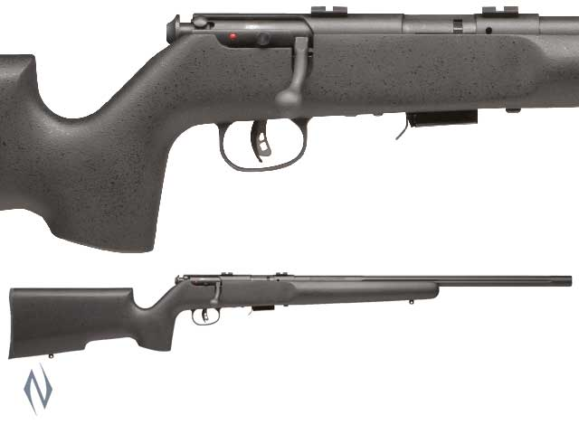 SAVAGE MKII 22LR TR TACTICAL 5 SHOT Image