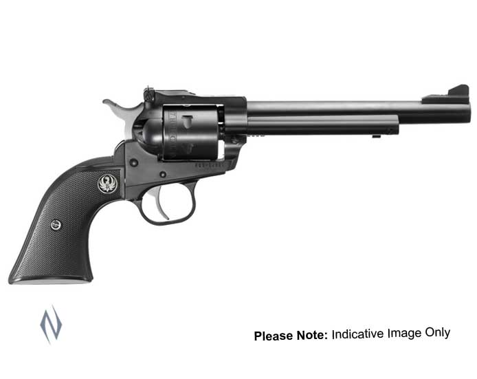 RUGER SINGLE SIX 22LR/22MAG BLUED 241MM Image