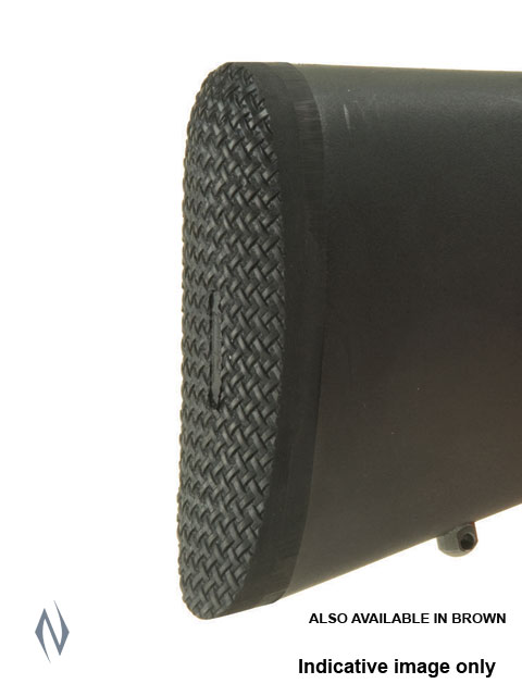 "PACHMAYR PRESENTATION RIFLE PAD 00707 SMALL BLACK .4"" Image"