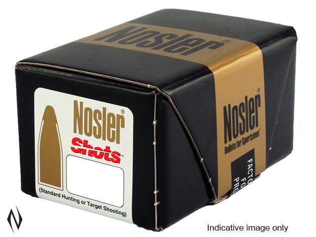 NOSLER 224 55GR SHOTS 100PK Image