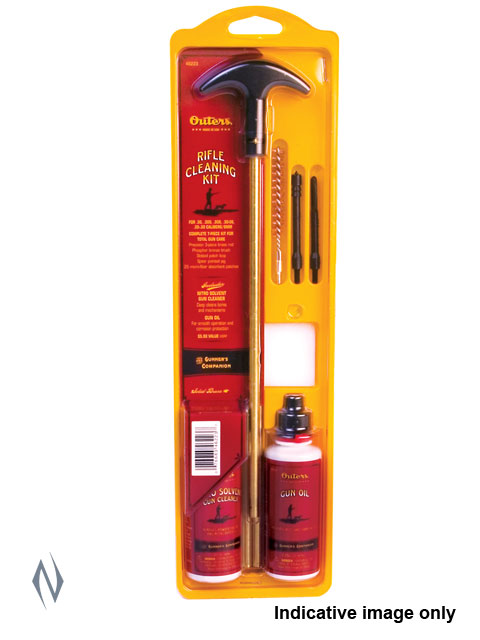 OUTERS UNIVERSAL SHOTGUN CLEANING KIT WITH BRUSHES Image